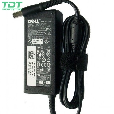 Dell-19v-3.34a-Dau kim - Sạc laptop Dell 65W