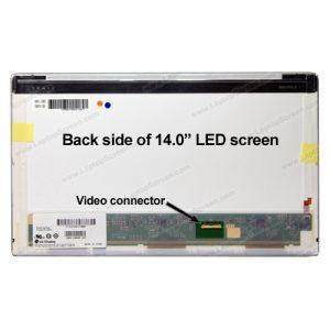Màn hình laptop 14.0 led dày 30 pin