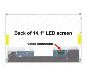 Màn hình laptop 14.1 led dày 30 pin (1280 x 800)
