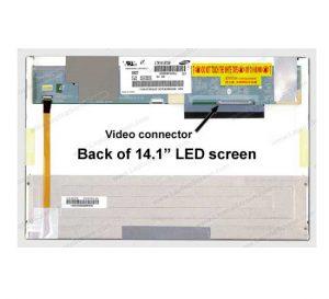Màn hình laptop 14.1 led dày 30 pin ( Cáp vàng) (1280 x 800)