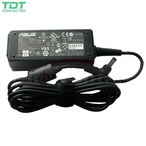 Sạc Laptop Asus 12V-3A (Mini)