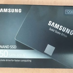 SSD-Samsung 850