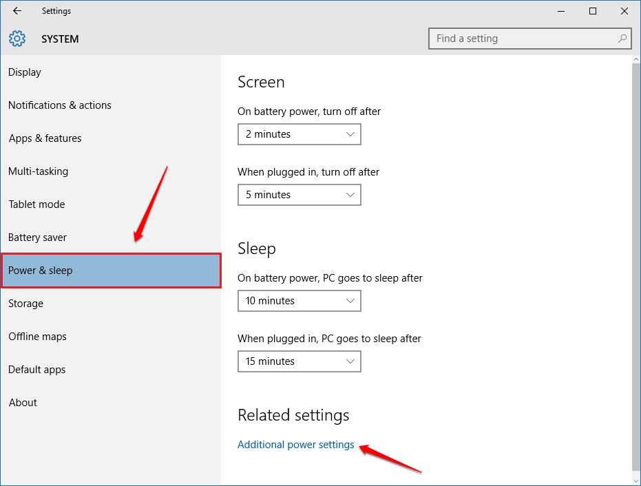 Fix lỗi windows 10 tắt chậm _3
