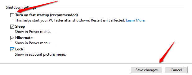 Fix lỗi windows 10 tắt chậm _6