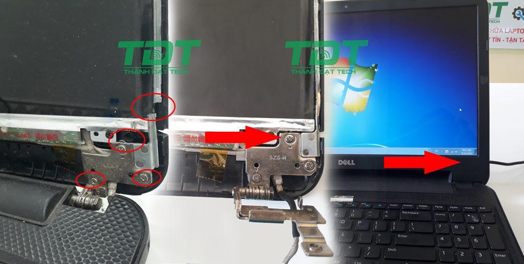 Sửa bản lề Laptop