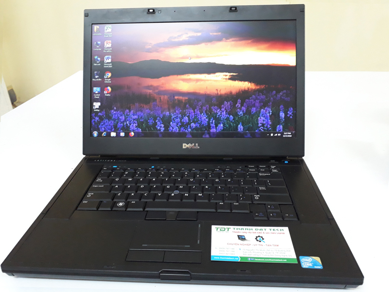 Laptop Cũ Dell Latitude E6510